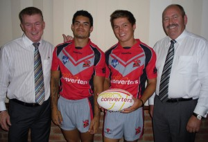 WA Reds Rugby League 2011