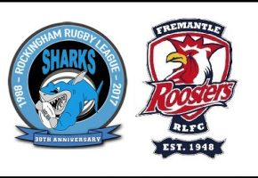 WA STS Premiership Rd 9 Sharks v Roosters