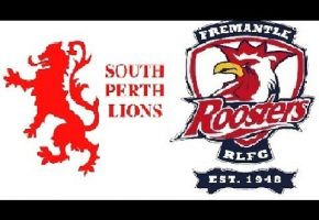 WA STS Premiership Rd 13 Lions v Roosters