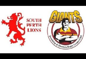 WA STS Premiership Rd 15 Lions Giants