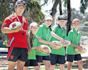 Rugby League Flourishes in the Goldfields | NRL WA