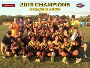 WA MEN - Champs 2015