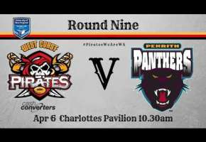 Rd 9 Pirates v Penrith Panthers