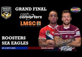 WA STSP Grand Final - Roosters v Sea Eagles