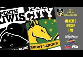 2019 ANZAC Challenge - Womens League Tag
