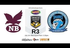 WA STSP R3 Sea Eagles v Sharks