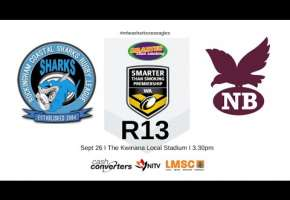 WA STSP R13 Sharks v Sea Eagles