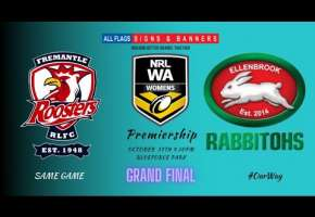 AFSB WRLP Grand Final Rabbitohs v Roosters