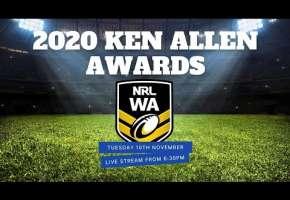 2020 Ken Allen Medal Award