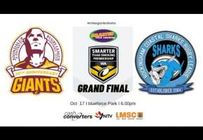 WA STSP Grand Final Giants v Sharks
