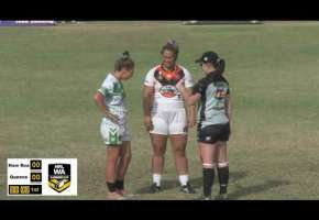 2021 NRL WA Harmony Cup Womens Grand Final