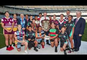 2022 State of Origin in Perth Announcement