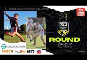 Fuel to Go & Play Premiership Round 6