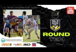 Fuel to Go & Play Premiership Round 10