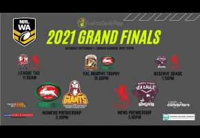 2021 Fuel to Go & Play Premiership Grand Final